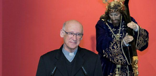 La Semana Santa de Albacete 2020 ya tiene pregonero, Luis Enrique Martínez Galera