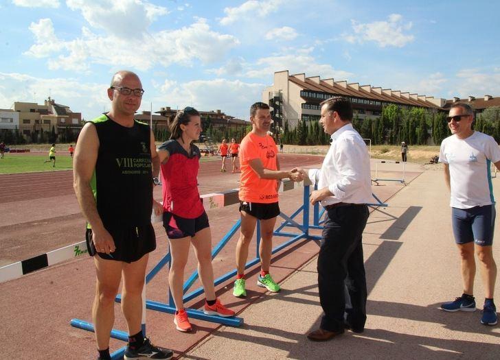 Serrano (PP) se compromete en ayudar a los deportistas y clubes de Albacete
