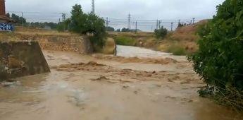 El Meteocam activa el nivel de emergencia 1 en Albacete debido al aumento de las lluvias