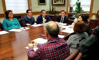 Reunión de la Mesa de desarrollo rural de la provincia de Albacete con la vista puesta en la despoblación