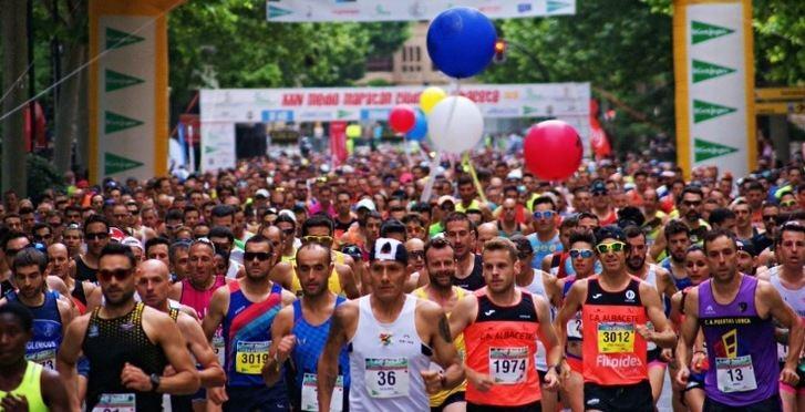 Mourad Marofit y Ruth Waithira ganaron la XXIV edición del Medio Maratón Ciudad de Albacete