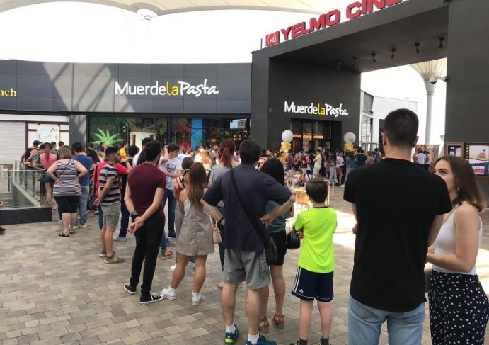 Abre en Imaginalia Albacete el primer 'Muerde la pasta' de Castilla-La Mancha