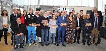 El Palacio de Congresos de Albacete reúne a las 'Leyendas del Deporte'