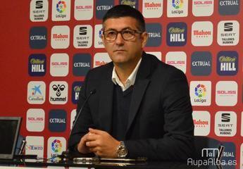 Mauro Pérez dimite de su cargo como director deportivo del Albacete