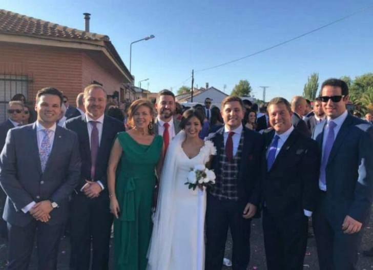 Nacho Hernando, consejero de Fomento de Castilla-La Mancha, contrae matrimonio