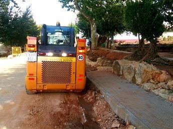 La Diputación de Albacete tramita siete ayudas de emergencia para realizar obras públicas