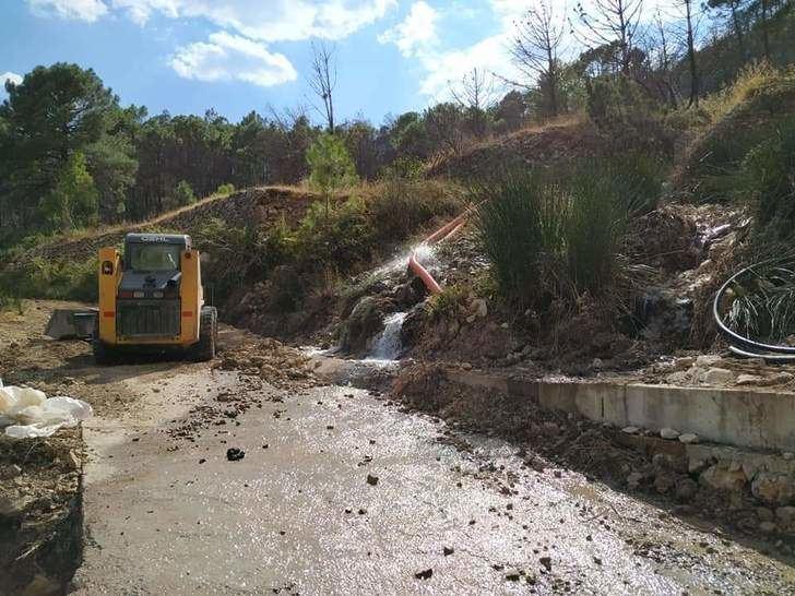 La Diputación de Albacete presenta 6 proyectos a la convocatoria de para paliar los daños causados por la DANA