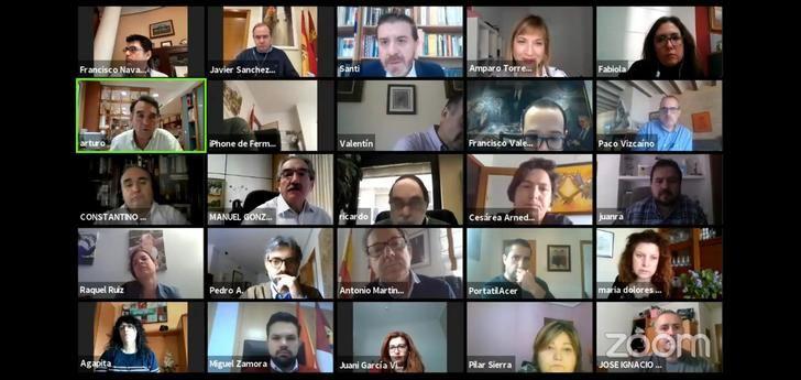 La Diputación de Albacete consigna 1,2 millones de euros para los primeros gastos realizados contra la pandemia
