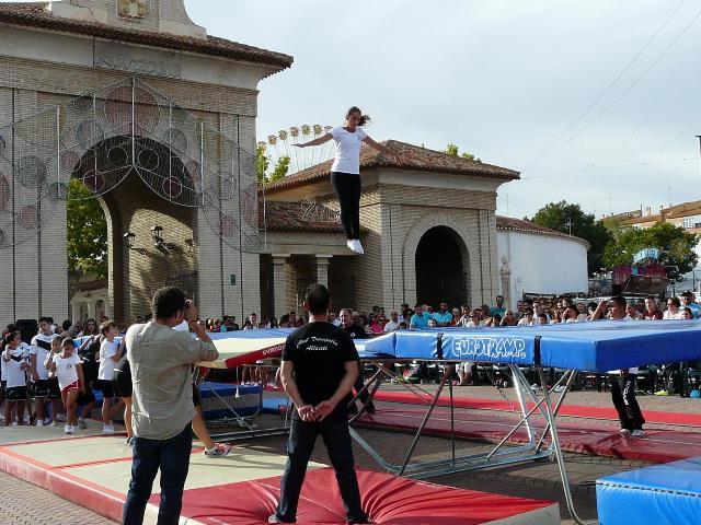 Cambios de ubicación y de día de diferentes actividades de la Feria de Albacete, debido a las lluvias