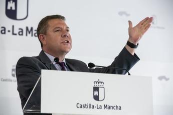 Castilla-La Mancha aprobará su techo de gasto para 2022 y Page avisa de que prefiere recurrir a déficit que a recortes