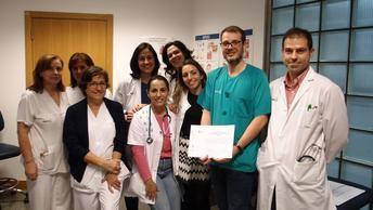El Hospital de Ciudad Real recibe la acreditación de calidad de la Sociedad Española de neumología y cirugía torácica