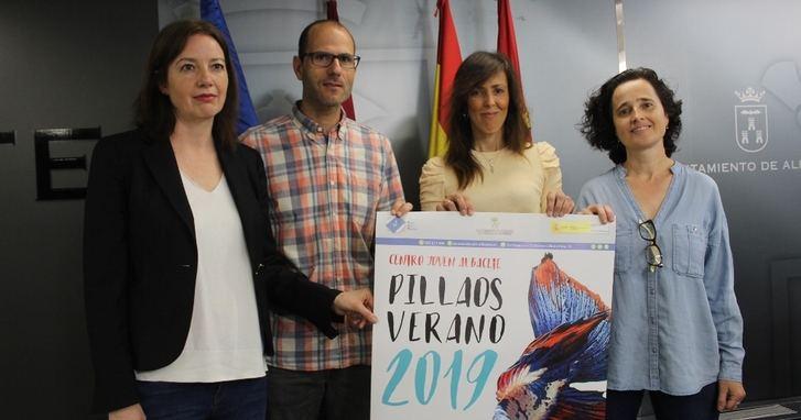 'Pillaos por el verano 2019' con el objetivo de ofrecer de ocio de calidad a los jóvenes de Albacete
