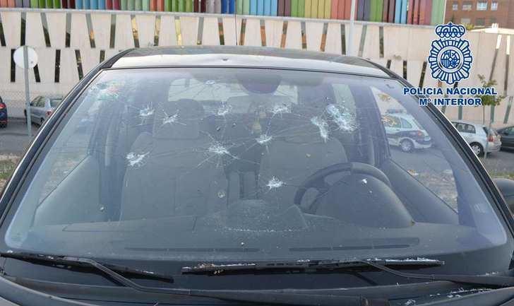 Detenido por la Policía Nacional el hombre qe trató de lesionar a un vecino de Albacete con un hacha
