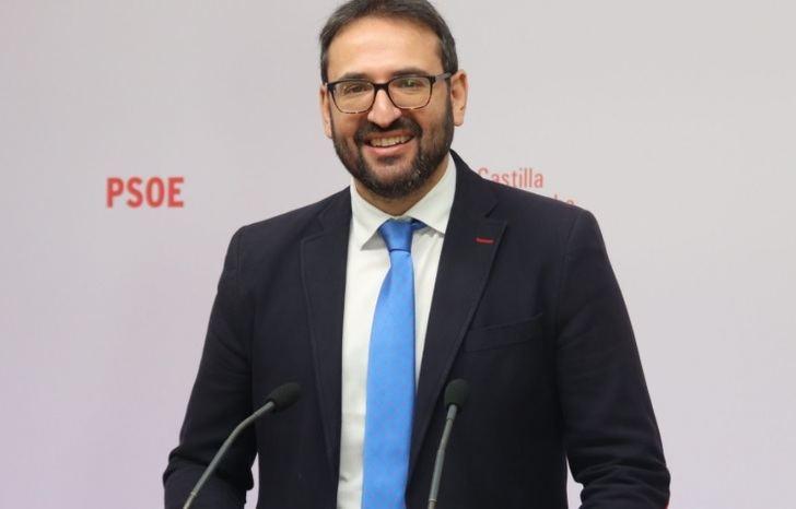 """Sergio Gutiérrez (PSOE): """"El pacto en Albacete con Ciudadanos está más vivo que nunca"""""""