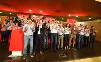 Cabañero (PSOE): 'Desde hoy, los españoles y españolas podemos mirar con ilusión el futuro'