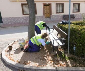 El Ayuntamiento de Albacete mejora los servicios de las pedanías de Los Anguijes, Campillo de las Doblas y Abuzaderas