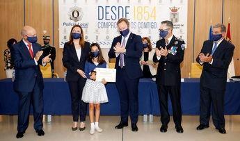 La Policía Local celebra su 167 aniversario subrayando la vocación de servicio hacia los ciudadanos de Albacete