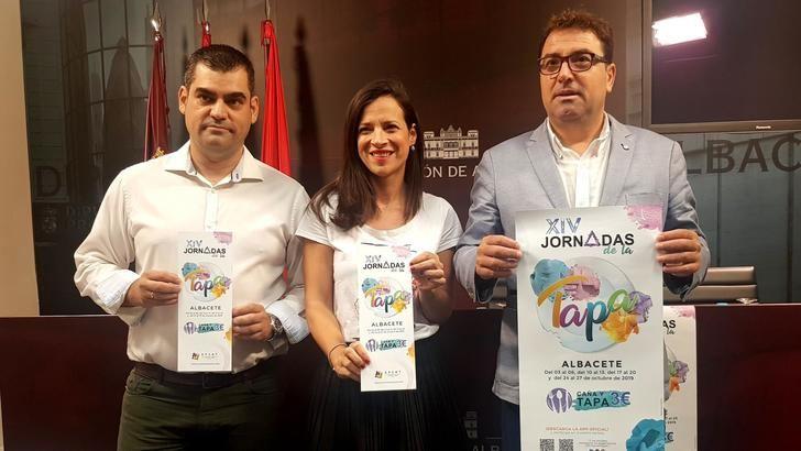Albacete acoge la XIV edición de las Jornadas de la Tapa durante los fines de semana de octubre
