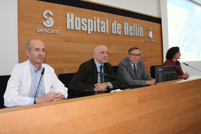 El Hospital de Hellín recibe un nuevo proceso de evaluación de la calidad de los servicios