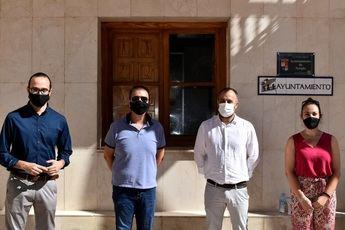 Diputación Albacete aportará 24.000 euros a Ayuntamiento Nerpio para paliar consecuencias del granizo en el municipio