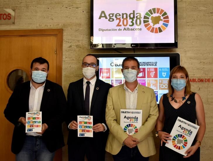 La Diputación de Albacete se compromete en la consecución de los Objetivos de Desarrollo Sostenible de la Agenda 2030