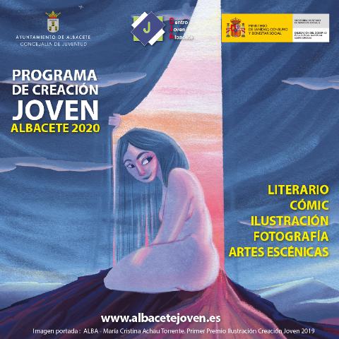 El concurso de fotografía 'Creación Joven 2020' de Albacete ya tiene ganadores