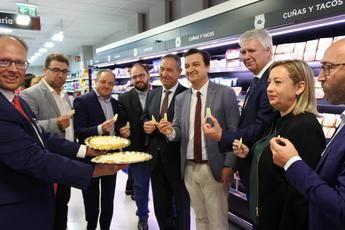 El queso manchego D.O se encontrará en más de 40 supermercados de Mercadona