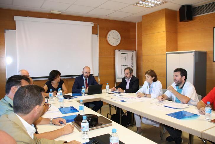 El SESCAM analiza las actuaciones y medidas de concienciación para prevenir agresiones al personal