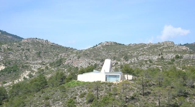 El 53 % del territorio español tiene menos de 11,5 habitantes por kilómetro cuadrado