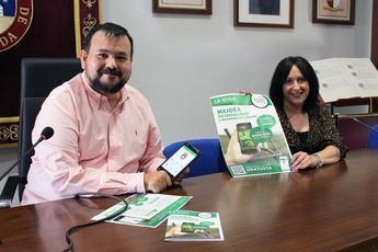 El Ayuntamiento de La Roda presenta la aplicación 'Línea Verde' para gestionar incidencias del municipio