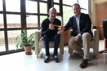 David Martínez consigue el oro en el Campeonato de España de fisicoculturismo