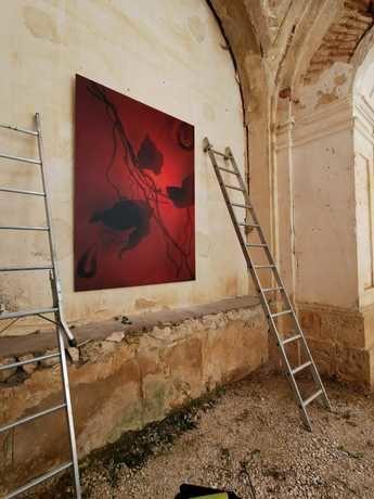 Renaciendo, la exposición que reabrirá el Convento de los Carmelitas de Budia