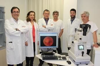 600 profesionales del Hospital Universitario de Albacete participan en el proyecto de teleoftalmología diabética