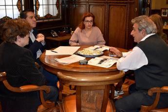 Cabañero, embajador de la plataforma cívica 'Ten paciencia frente al Alzheimer' de AFA Albacete