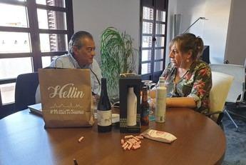 Hellín finaliza la primera fase de reuniones institucionales de #HellínTeSuena en Alicante