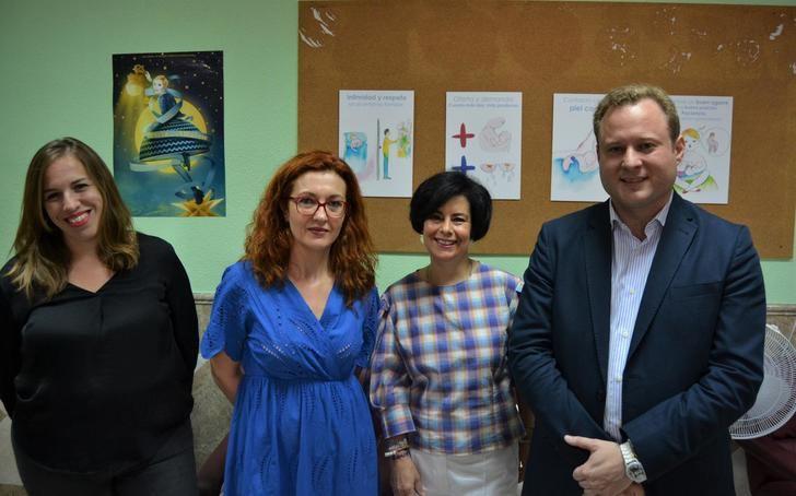 El Ayuntamiento de Albacete instala una sala de lactancia en el Recinto Ferial
