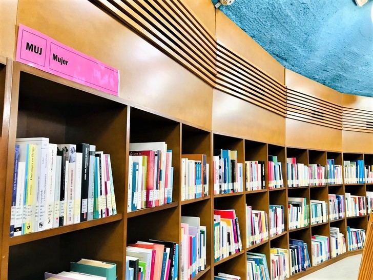 Las Bibliotecas Municipales se suman a los actos del 8 de Marzo para fomentar la igualdad
