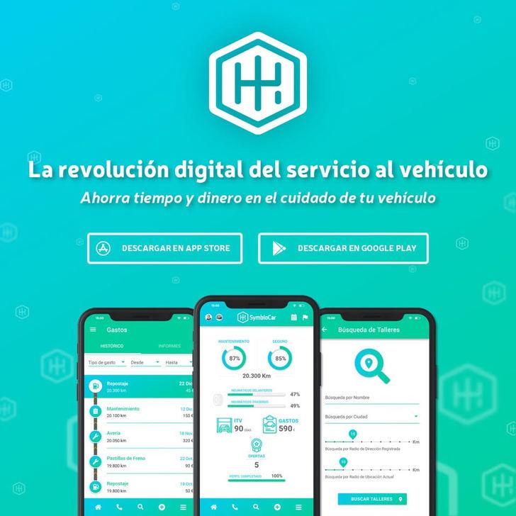 SymbioCar, la App que permite ahorrar tiempo y dinero en el cuidado del vehículo