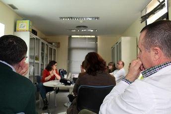 La Gerencia de Villarrobledo mejora la atención que reciben los pacientes oncohematológicos en sus centros de salud