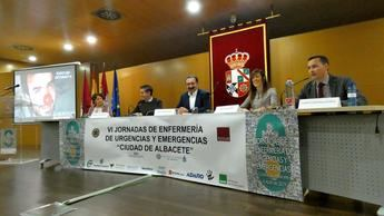 Profesionales sanitarios celebran en Albacete las VI Jornadas de Enfermería con recuerdo al 'Capitán Optimista'