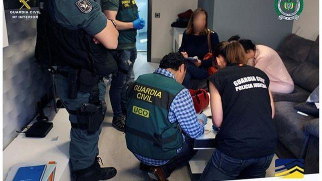 Detenidas 23 personas en varias provincias, entre ellas Toledo, por blanquear dinero de droga con criptomonedas