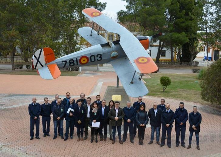 Primer robot europeo de inspección de aeronaves en la Maestranza Aérea de Albacete