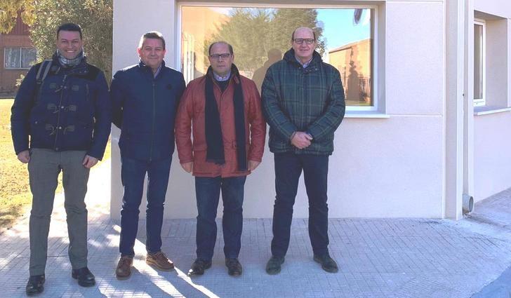 La Diputación de Albacete mejora las instalaciones del parque móvil con nuevas oficinas