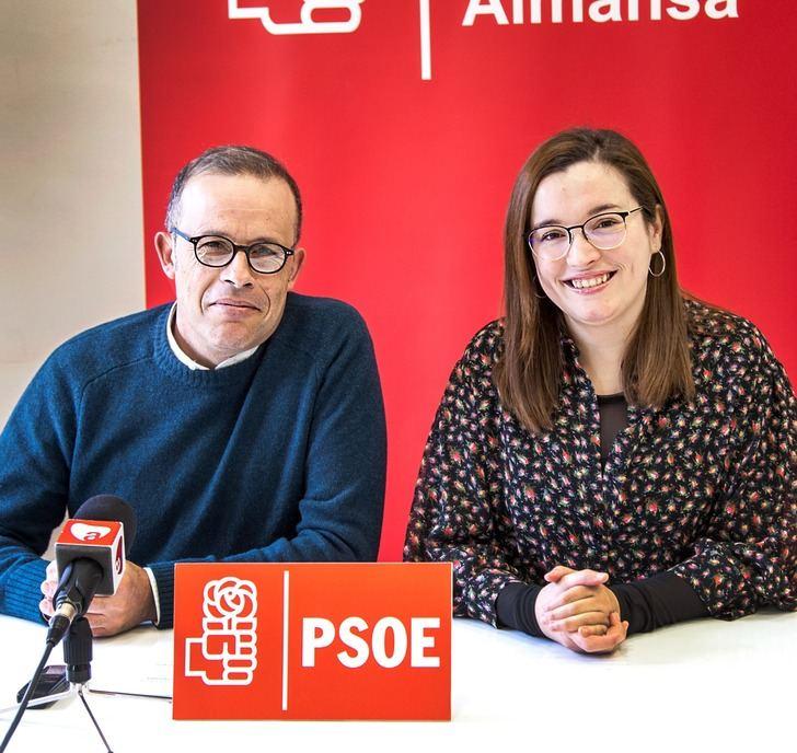 El PSOE de Almansa apuesta por convertir el centro de la ciudad en un 'Centro Comercial Abierto'