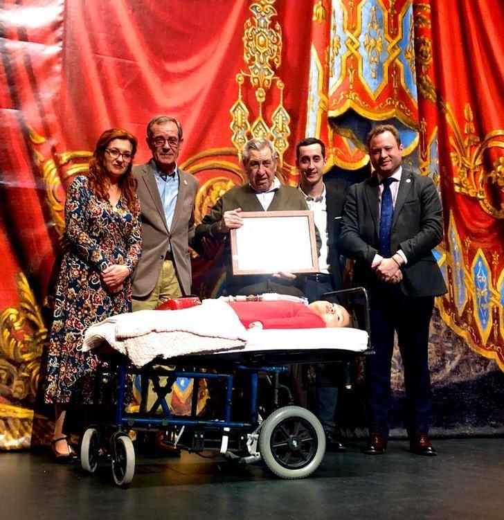 El Ayuntamiento de Albacete distingue a Mónica Márquez y el Centro de Día de ASPRONA como ejemplos de superación e integración