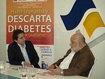 Aguas de Albacete renueva el convenio de colaboración con Asfadi por tercer año consecutivo