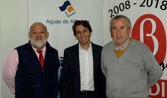 """Aguas de Albacete colabora con ASFADI en la V carrera contra la diabetes """"Parque Lineal"""""""