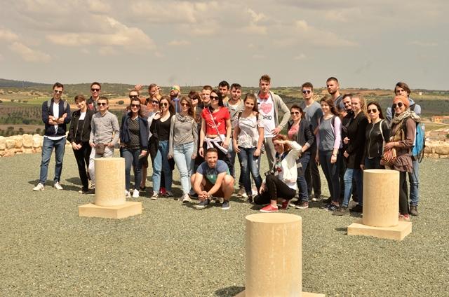 """El programa 'Erasmus +' y """"La Sabina de El Bonillo"""" reúnen a 34 trabajadores europeos en Alcaraz"""