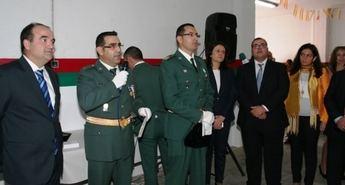 El Día de la Fiesta Nacional se celebró en Villarrobledo con la Guardia Civil como protagonista