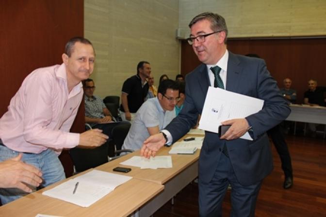 Marcial Marín, secretario Estado de Educación, señala que se pueden convocar casi 1.000 plazas en oposiciones Educación en 2016